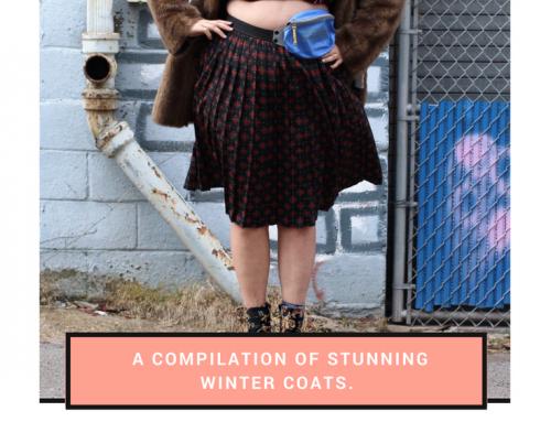 Plus Size Winter Coats 2017-2018
