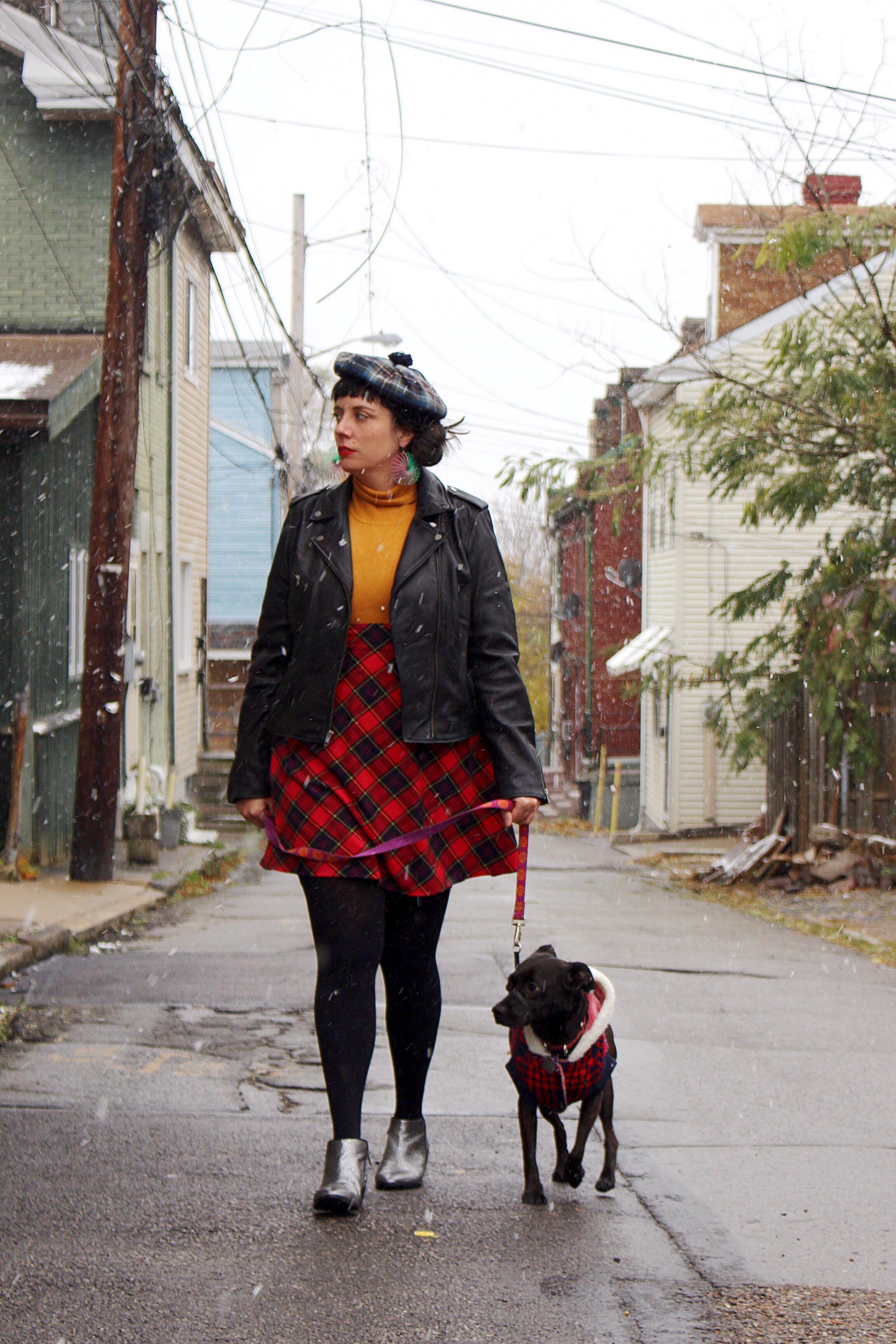 Mother Dog Daughter Dress