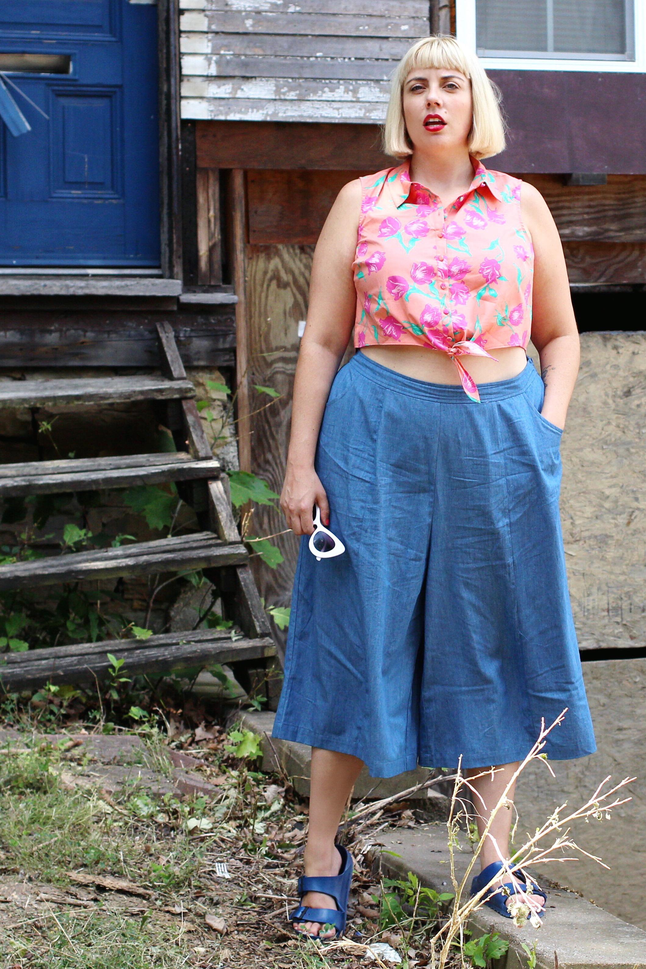 Plus Size Culottes ModCloth