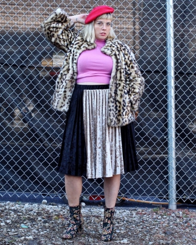 Plus Size Mix and Match textures