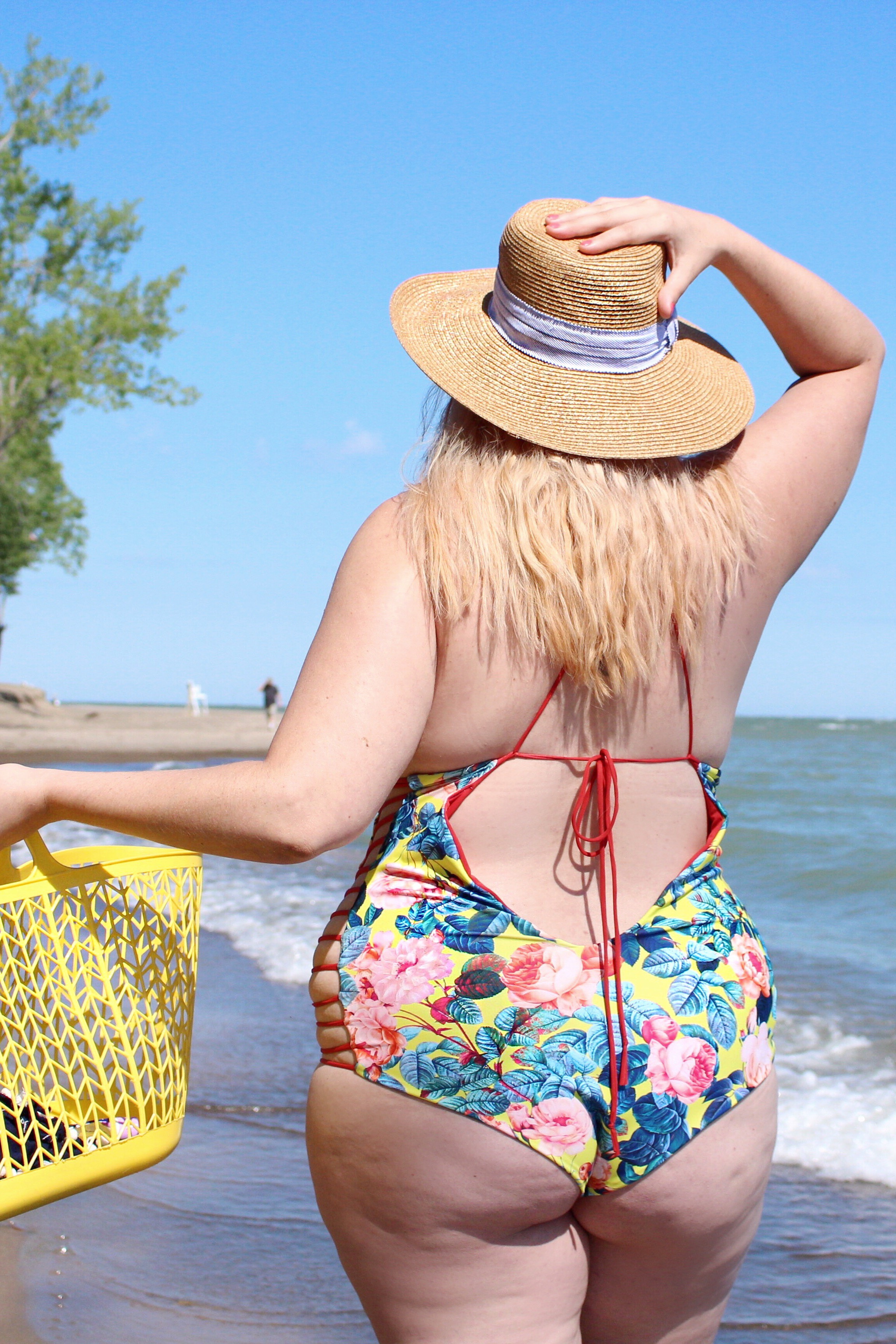 Luv Martha Plus Size Custom Swimwear