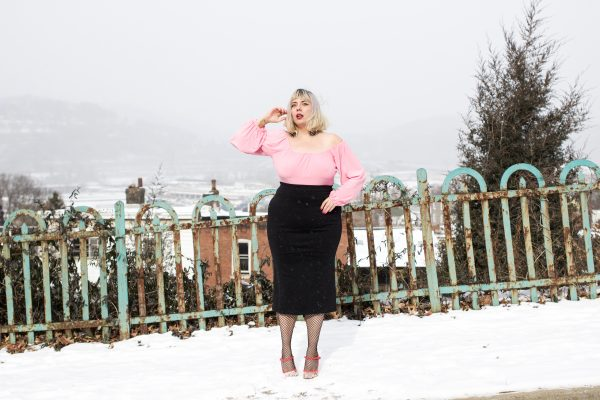 Plus Size Style Pinup Girl Clothing