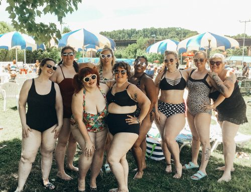 How to create your own body positive meet-up!