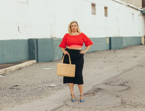 Ethical Size Inclusive Fashion: Meet Alice Alexander
