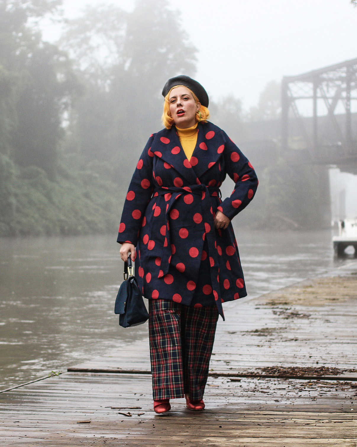 ModCloth Plus SIze winter clothes