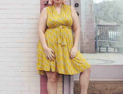 Karina Dresses: Vintage Flair Without the Wrinkles