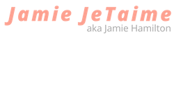 Jamie JeTaime Logo