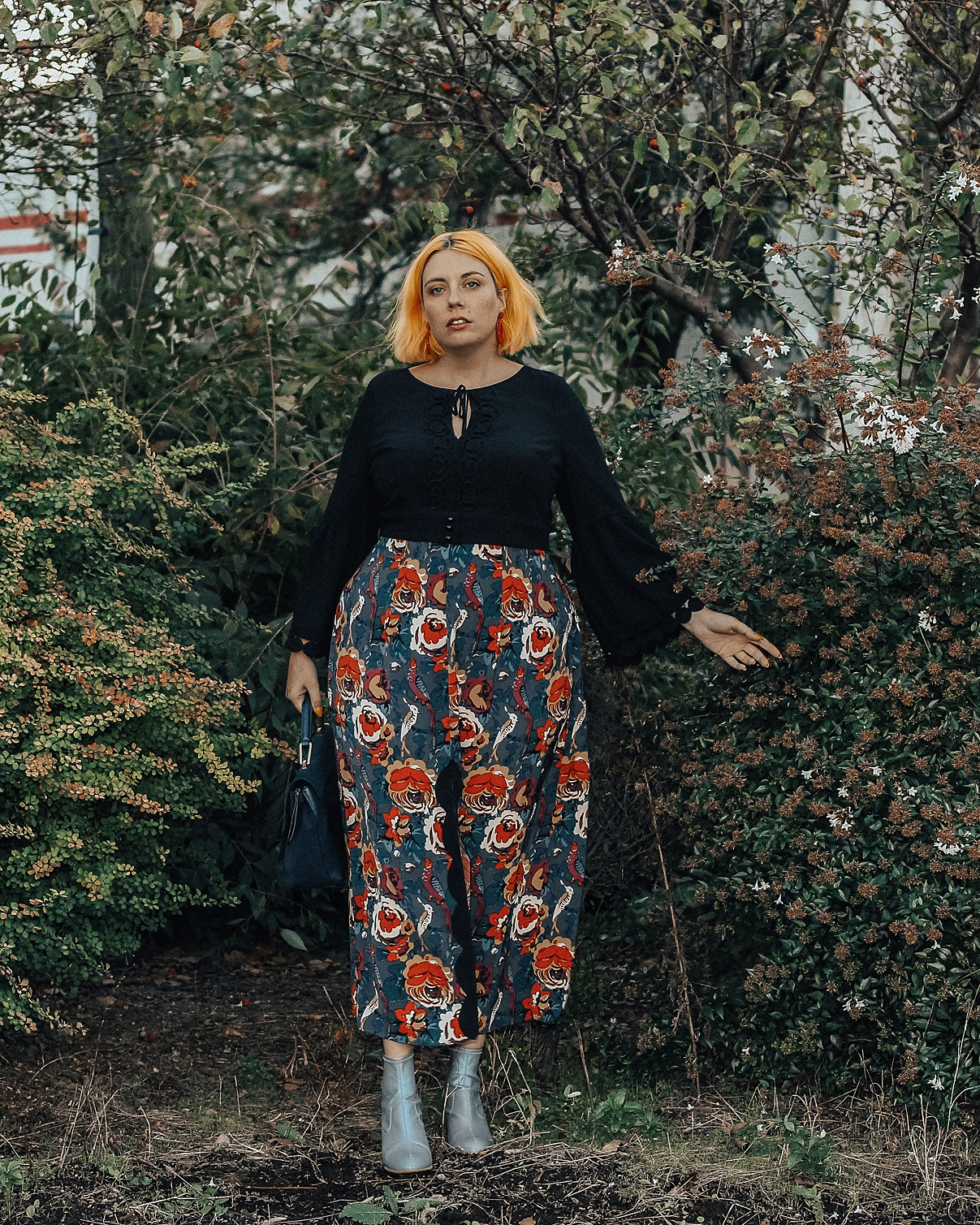 Anna Sui X ModCloth: Plus Size Designer Dresses!